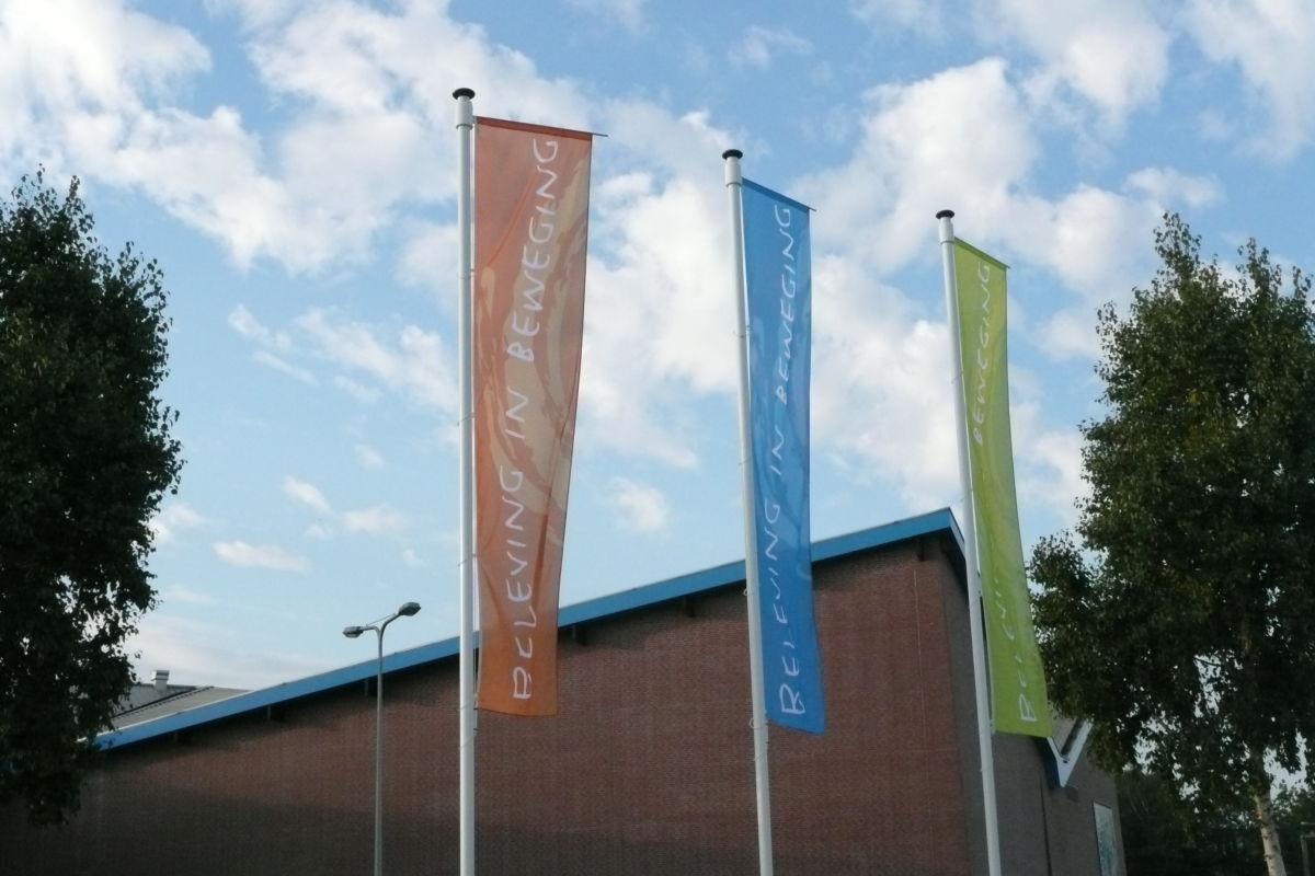Vlaggen De Scheg