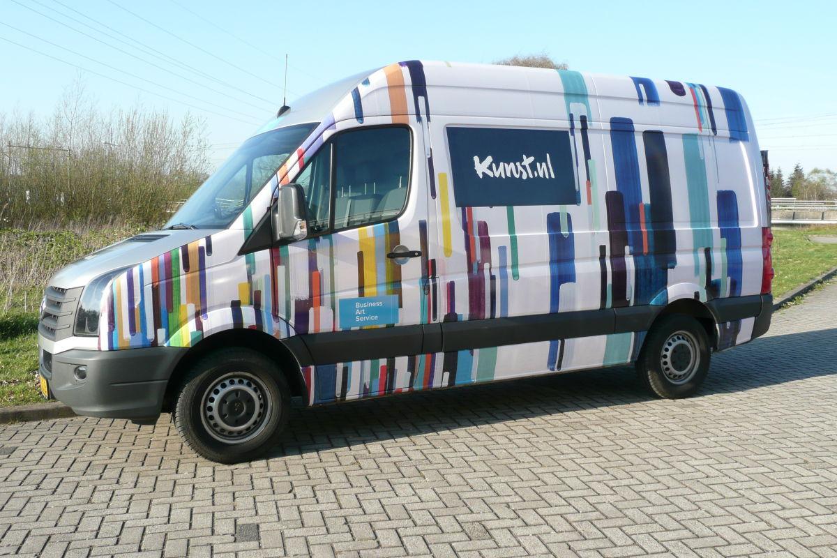 Autoreclame Kunst.nl