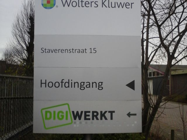 Zuil Wolters Kluwer