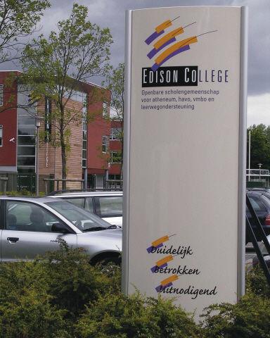 Zuil Edison College