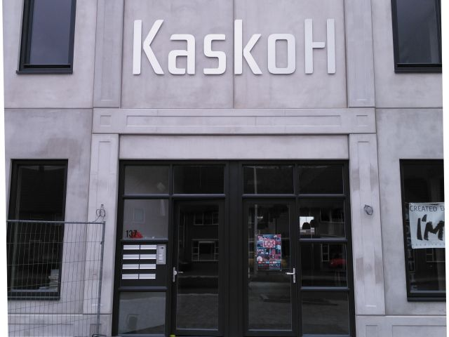 Gevelreclame KaskoH