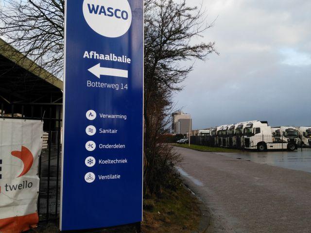 Reclamezuil Wasco